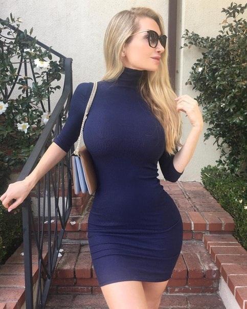 Платье и девушка #177.0