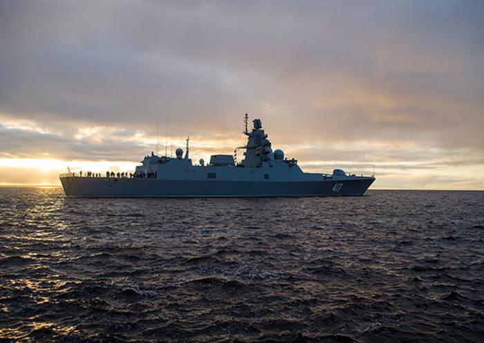 Российские корабли вооружили системами, вызывающими у противника галлюцинации Общество, Россия, Вооружение, Минобороны, ВМФ, Галлюцинации, Ростех, Uranews