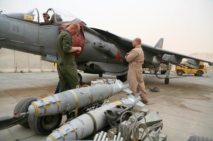 AV-8B «Харриер» II.Штурмовик для морпехов. Американские самолеты, Штурмовик, Харриер, Длиннопост