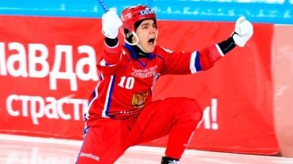 Сборная России выиграла чемпионат мира по хоккею с мячом Хоккей с мячом, Новости, Спорт, Чемпионат мира