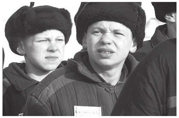 Бунт малолеток в азовской колонии СССР, Бунт, Колония, Длиннопост