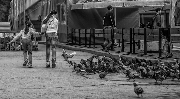 """Подборка стрит-фото: """"со спины"""" Стрит, Фотография, Улица, Новосибирск, Санкт-Петербург, Длиннопост"""