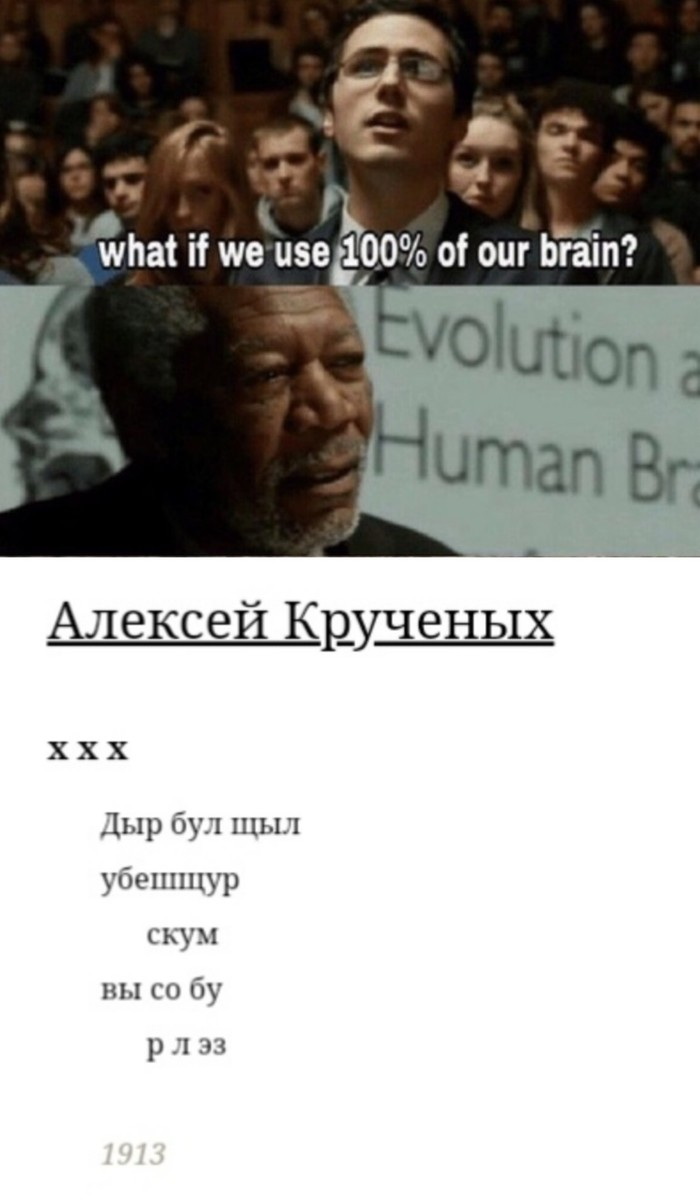 Возможности мозга.