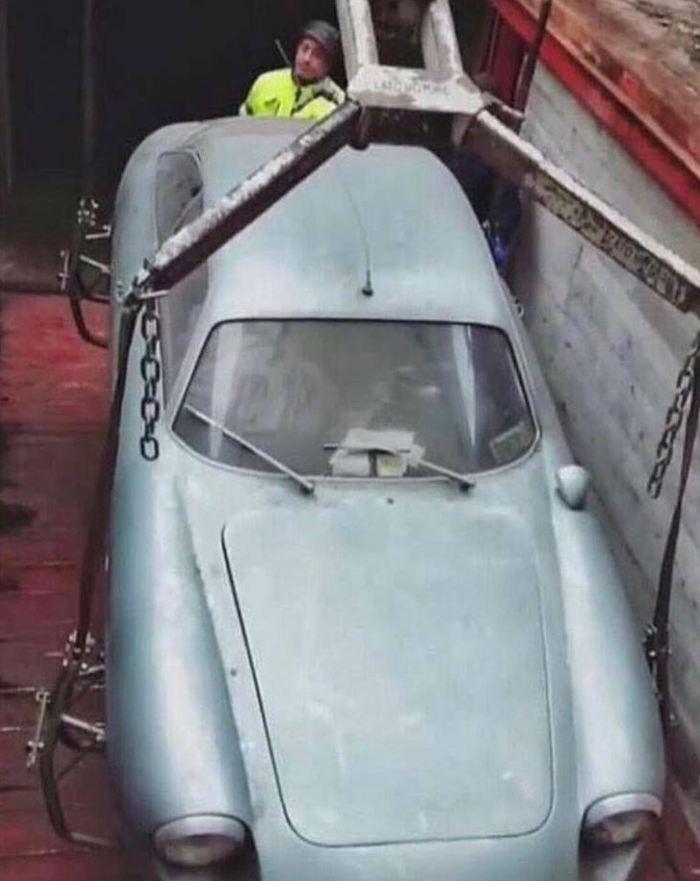 Alfa Romeo Giulietta Sprint Zagato провела 35 лет в подвале и чуть не сгнила! Alfa romeo, Zagato, Турин, Италия, Находка, Раритет, Драйв, Длиннопост