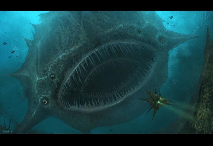 """Прочитанные книги - Джон Лэнган - """"Рыбак"""" Что почитать?, Текст, Книги, Ужасы, Рыба, Страх глубины, Длиннопост"""