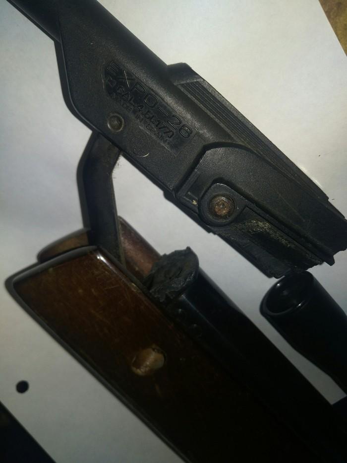 Помощь в ремонте пневматики Gamo Expo-26 Оружие, Помощь, Вопрос, Без рейтинга, Лига ремонтеров, Длиннопост