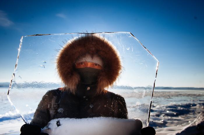Зимний Байкал Байкал, Сибирь, Длиннопост, Зима, Лёд, Красота природы, Озеро, Фотография