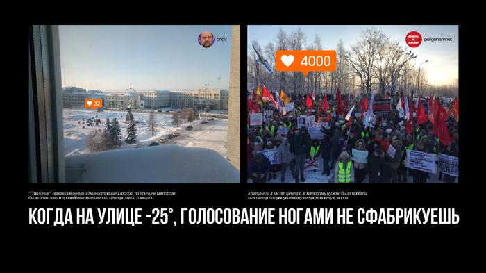 Люди — вместе, мусор — раздельно! Мусор, Митинг, Архангельская область, Шиес, Север, Свалка, Губернатор, Народ
