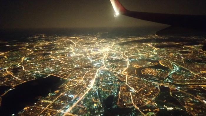 Москва с небес
