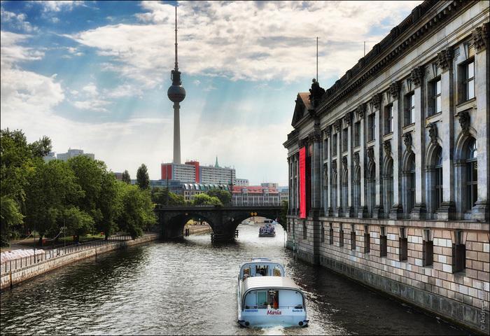 Фотобродилка: Берлин, Германия #2 Фотобродилки, Путешествия, Германия, Берлин, Фотография, Архитектура, Город, Длиннопост