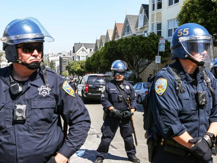 Мифы о США: Полиция стреляет в людей. Часть 1 США, Полиция, Разрушители мифов, Мифы, Полиция США, Из жизни, Длиннопост, Дорожное движение