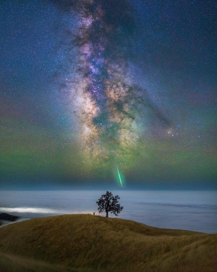 Вселенная Фотография, Красивый вид, Космос, Вселенная, Звездное небо, Волшебство, Природа, Joshua P Crites
