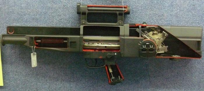 Автомат Хеклер-Кох G-11