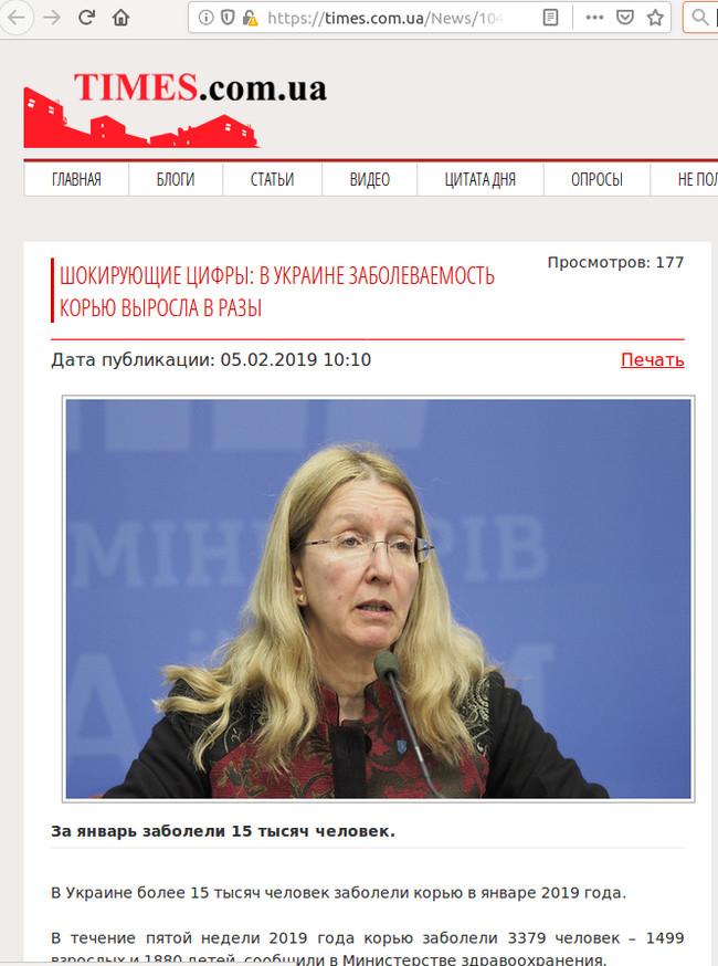 Эпидемия кори Вакцина, Корь, Здравоохранение, Эпидемия, Украина, Длиннопост
