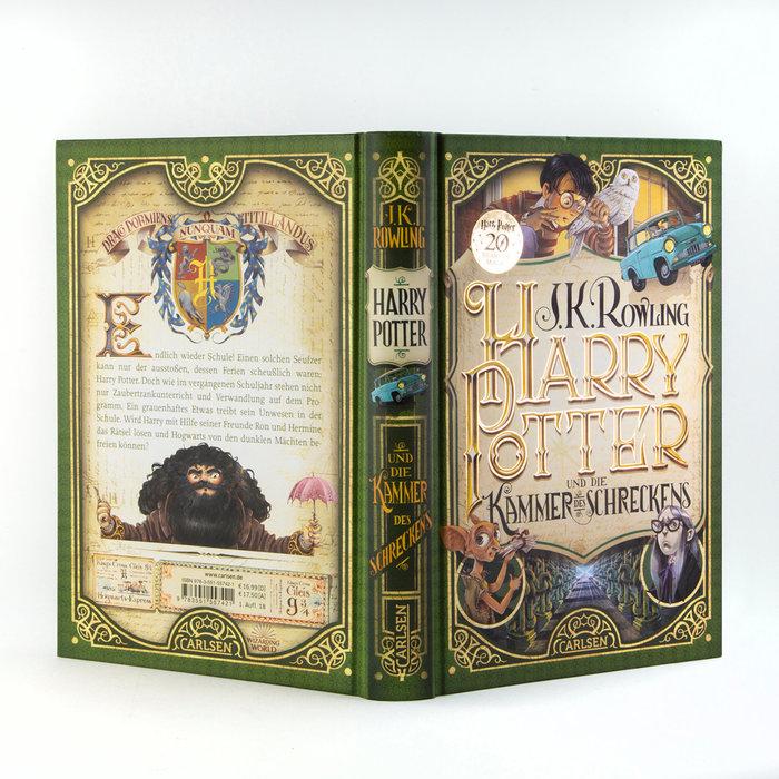Юбилейное издание Гарри Поттера в Германии Гарри Поттер, Книги, Длиннопост