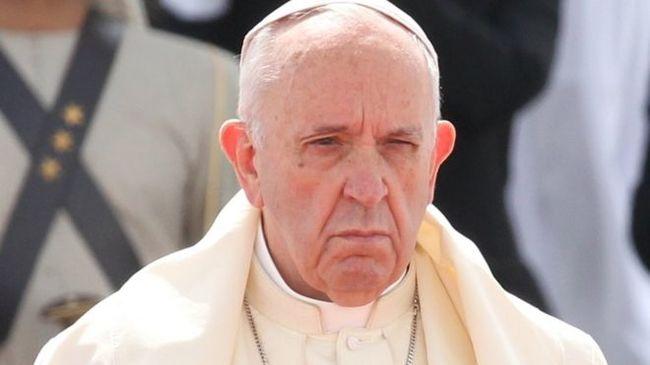Папа римский: священники держали монахинь как секс-рабынь Церковь, Католическая церковь, Папа Римский, Рабство, Священник
