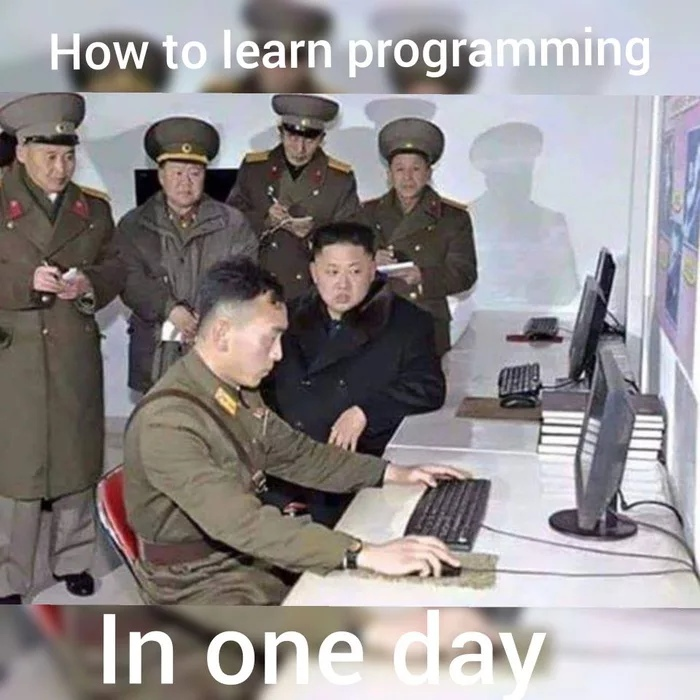 М - мотивация 9GAG, Северная Корея, Ким Чен Ын, Программирование, IT юмор