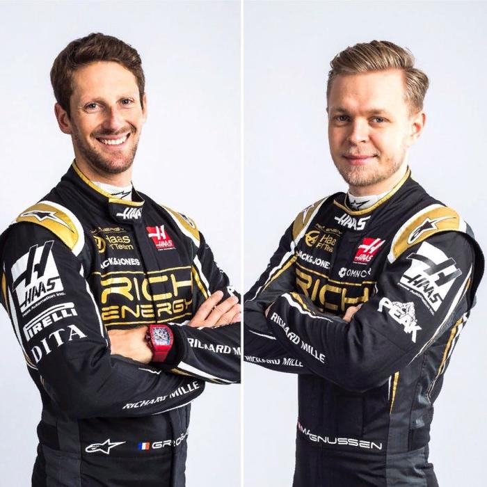 Хаас представили новую ливрею Формула 1, Гонки, Авто, Автоспорт, Ливрея, Новости, Презентация, Haas, Длиннопост