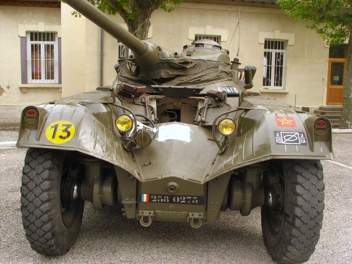 E.B.R.75.Французский гибрид. Стендовый моделизм, Бронемашины, Франция, Длиннопост