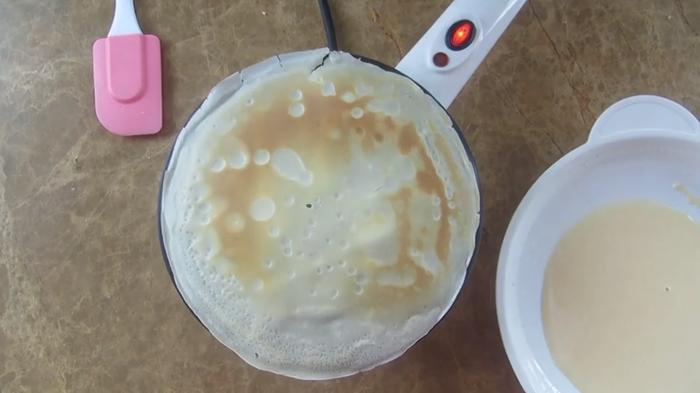 Блинный торт с клубникой и творогом / Масленица 2019 Блины, Масленица, Блинный торт, Другая кухня, Рецепт, Готовка, Еда, Видео, Длиннопост