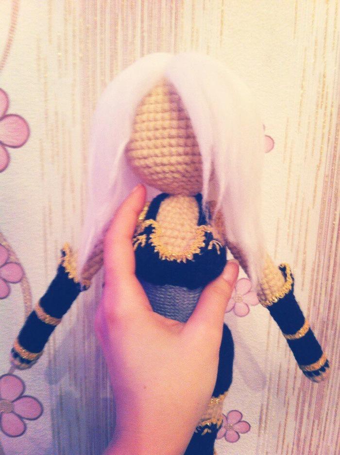 Красавица Ashe из игры League of Legends Lol, League of Legends, Амигуруми, Вязаные игрушки, Длиннопост