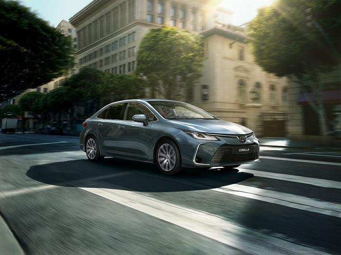 Новая Corolla для российского рынка Авто, Toyota, Corolla, Длиннопост