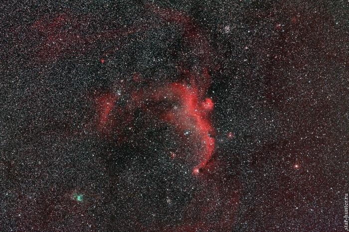 Звёздное небо и космос в картинках - Страница 9 1549644221197390448