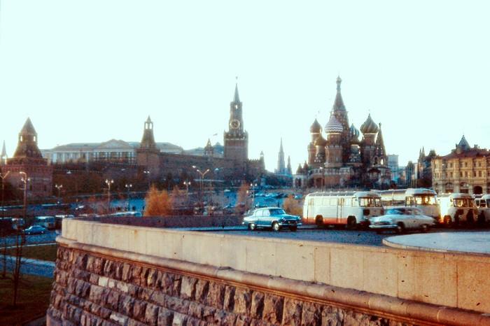 Москва 70-е годы Москва, СССР, Историческое фото, 70-е, Длиннопост