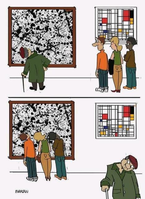 Всё, что нужно знать о современном искусстве ...