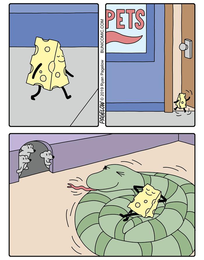Цепь замкнулась