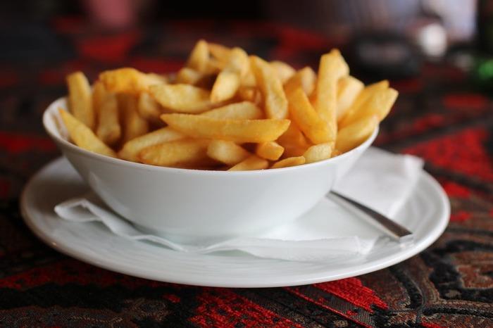 Почему холодная картошка фри быстро становится невкусной? Еда, Картофель, Жареная картошка, Длиннопост