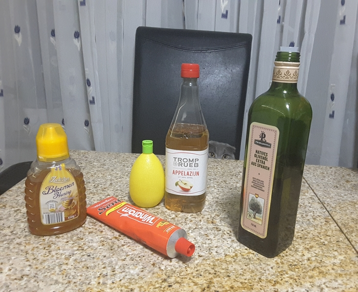 Рецепт заправки для салата Кулинария, Салат, Дрессинг, Длиннопост