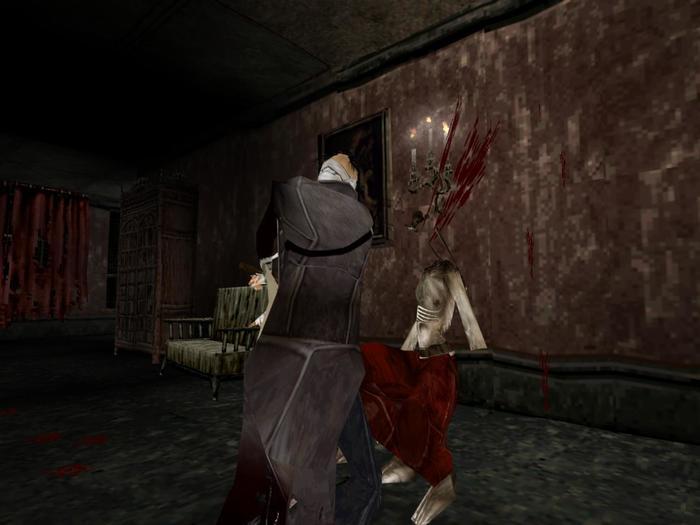 Nightmare Creatures Playstation, Playstation 1, Nightmare, Nightmare creatures, Survival Horror, Action, Dreamcast, Длиннопост
