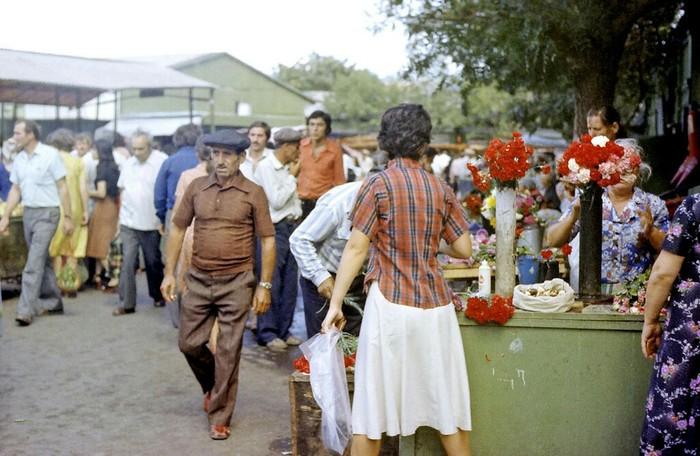 Грузия 70-е годы Грузия, СССР, Историческое фото, 70-е, Длиннопост