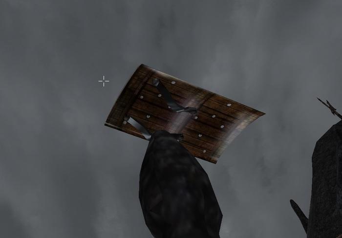 Неожиданная деталь в Morrowind Игры, Компьютерные игры, Morrowind, The Elder Scrolls