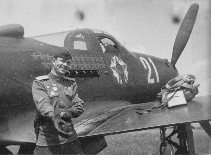 Моя колоризация Колоризация, Великая Отечественная война, Авиация, Федор шикунов, Герой России