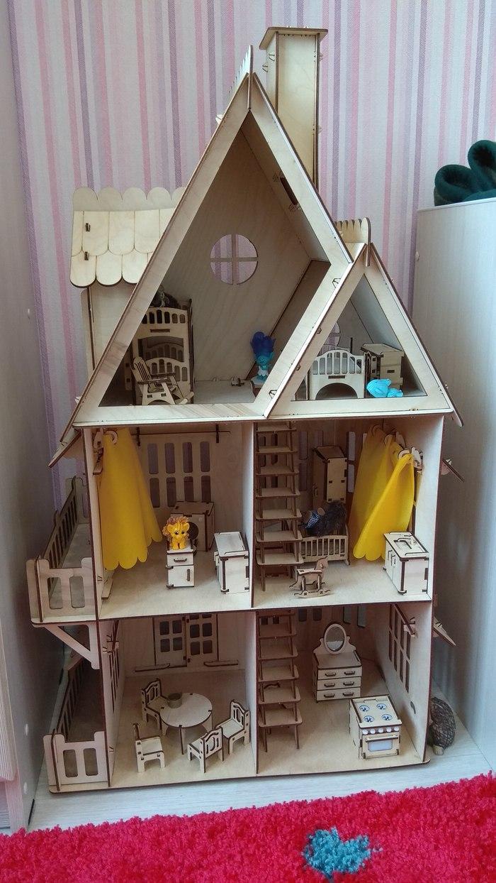 Купили холодильник без окон и дверей! Холодильник, Деревянные игрушки, Мебельная фабрика, Длиннопост