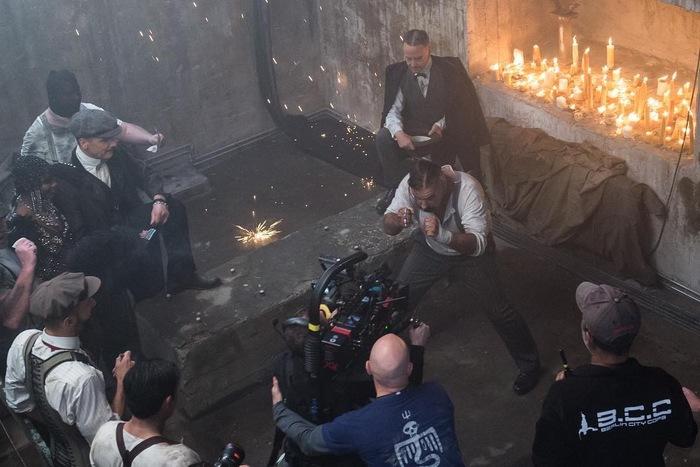 Съемки клипа Rammstein Rammstein, Клип, Длиннопост