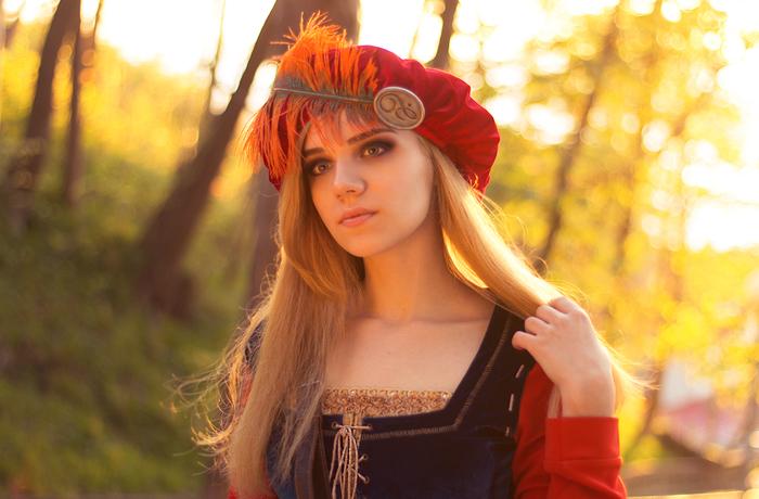 Косплей Присциллы Косплей, Ведьмак, Ведьмак 3, Присцилла, Длиннопост, Русский косплей, Бард