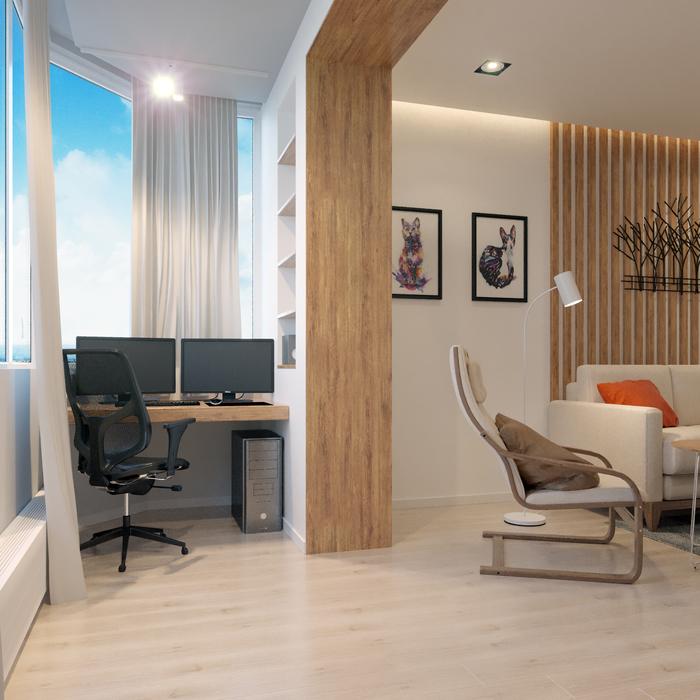 Пока строится квартира я сел немного помечтать. Дизайн, Квартира, Мечты сбываются, 3D, Длиннопост
