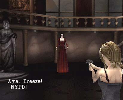 Parasite Eve Parasite eve, Playstation, Psone, Resident Evil, Jrpg, Survival Horror, Square Enix, Ностальгия, Длиннопост