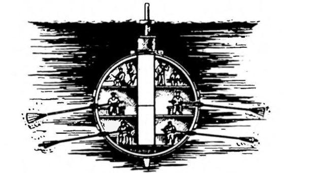 Как узник Шлиссельбургской крепости изобретал подводную лодку Наука, Техника
