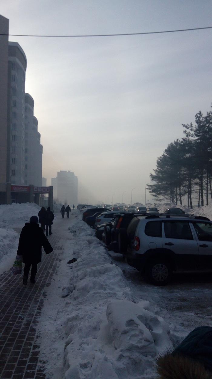Кемерово задыхается Кемерово, Выброс, Газ, Длиннопост