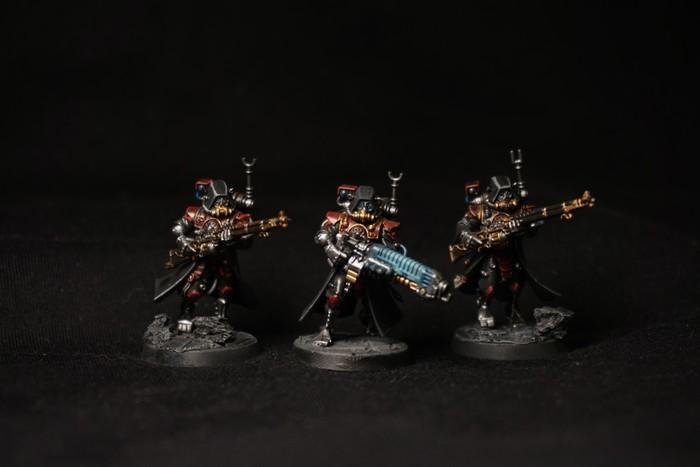 Покрас adeptus mechanicus Warhammer 40k, Skitarii, Adeptus Mechanicus, Хобби, Миниатюра, Покраска миниатюр