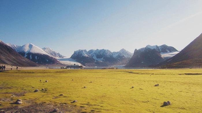Жизнь на Шпицбергене. Шпицберген, Россия, Норвегия, Лонгйир, Арктика, Длиннопост