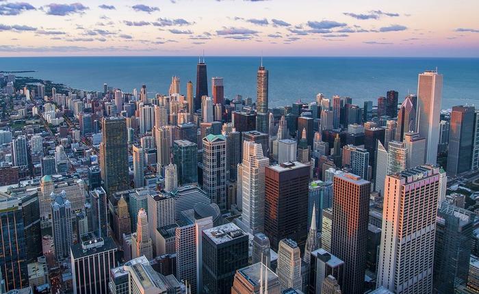 Чикаго, Америка