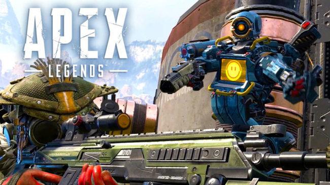 «Apex Legends» достигла 10 миллионов игроков за три дня Игры, Компьютерные игры, Королевская битва, Apex Legends, Battle royale, Fortnite, Видео
