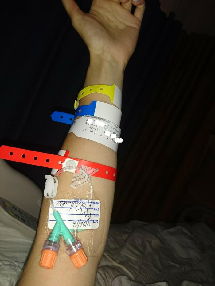 Еще интересное из больницы США Длиннопост, США, Больница