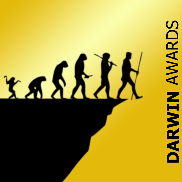 Они погибли нелепо: номинанты премии Дарвина Популярная механика, Премия Дарвина, Нелепая смерть, Длиннопост