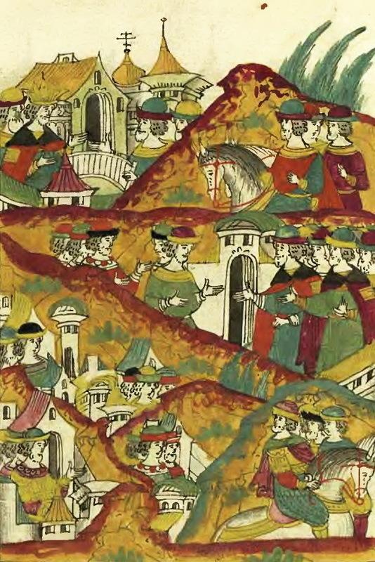 Триста рингенцев. Ринген, Московское государство, Ливонцы, Война, История, 1558-1561, Длиннопост
